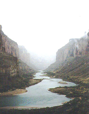 Colorado River at Nankoweap